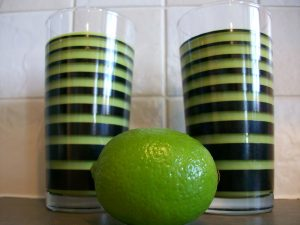 Lime and Ginger Drink