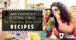 Why Everybody Is Going Crazy For These New Green Drink Recipes