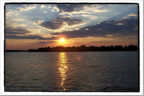 Zambezi sunset cruise: Get Spiritual, ask big questions and avoid stress: Green Thickies