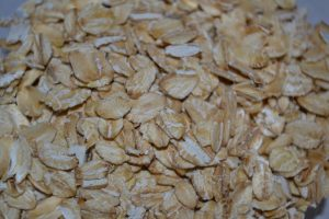 Organic Rolled Jumbo Porridge Old Fashioned Oats: Green Thickies