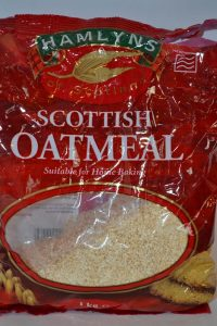 Scottish Oatmeal Fine or Medium: Green Thickies