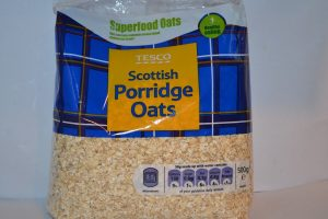 Quick Cooking porridge Oats packet: Green Thickies