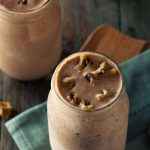 Homemade Cookie Dough smoothie