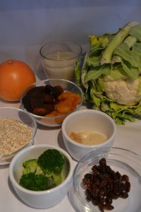Raw Ingredients for dad's big super sweet and sour drink smoothie (Green Smoothies/Green Thickies)