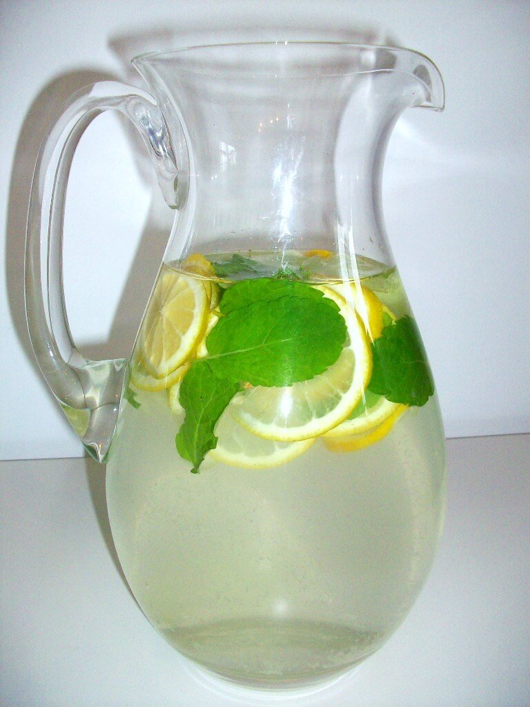 Drink your water plain for better health