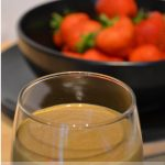 Strawberry Orange and Dandelion Smoothie (Green Smoothie/Green Thickie)