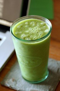 Healthy Limeade Smoothie: 10 With Style and Grace
