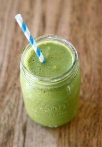 Green Smoothie: Two Peas and Their Pod