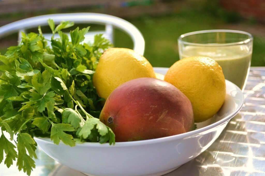 Mango Parsley Recipe
