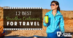 12 Best Smoothie Containers (Travel Smoothie Cups / Mugs / Bottles)