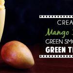 Creamy Mango Shake