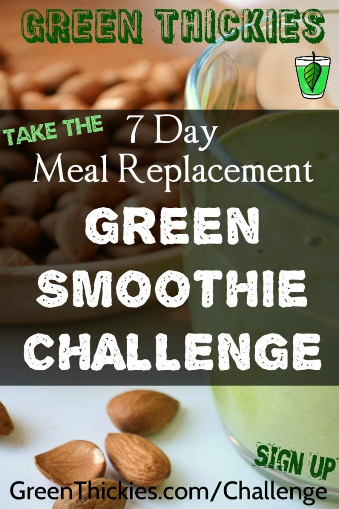 Green Thickies 7 day green smoothie challenge