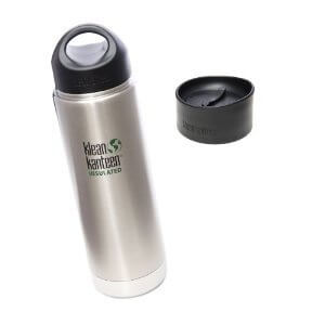 Klean Kanteen Coffee Set Wide Mouth Insulated Bottle