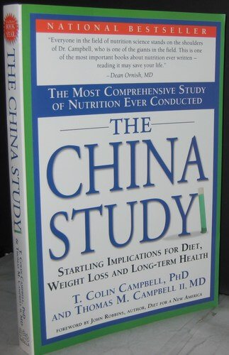 Colin Campbell author of the The China Study