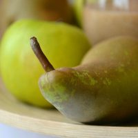 Pear, Cardamon and Apple Smoothie (Green Smoothie/ Green Thickie)