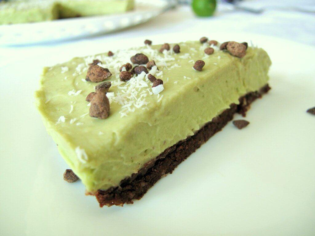 Veggie Nook Key Lime Pie