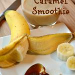 Banana and Caramel Smoothie