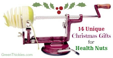14 Unique Christmas Gifts for Health Nuts