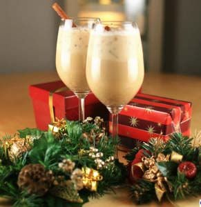 Healthy Vegan Eggnog Recipe
