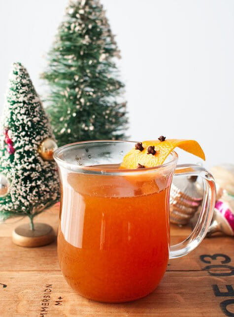 Healthy Wassail Punch Recipe