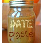 Date Paste Recipe