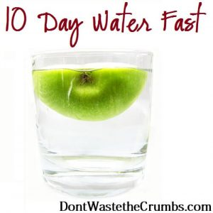10-Day-Water-Fast