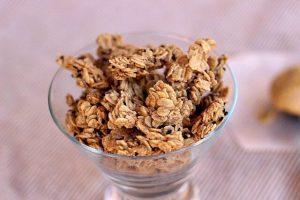 Addictive Peanut Butter Granola (Nut-Free)