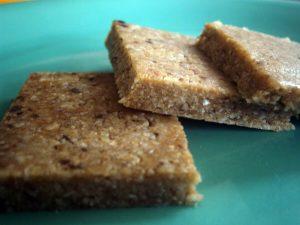 Nut Free Caramel Buckwheat Bites