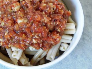 World's Healthiest Pasta Sauce my Eat To Live Bolognese