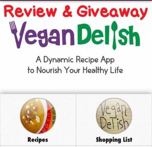 Vegan Delish Review and Giveaway