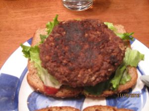 A BETTER (VEGGIE) BURGER