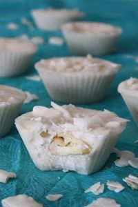 Coconut Butter Cups - 5 ways!
