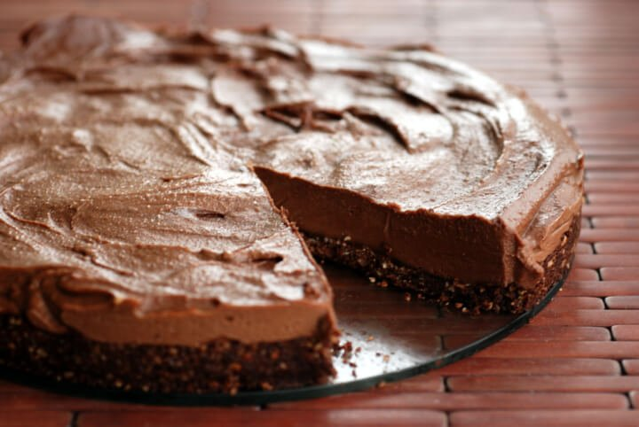 raw vegan chocolate cheesecake raw chocolate vegan vegan chocolate ...