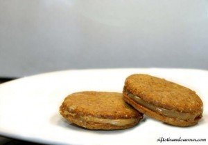 DO-SI-DO COOKIES- Vegan, Grain-Free, Refined Sugar-Free & Oil-Free