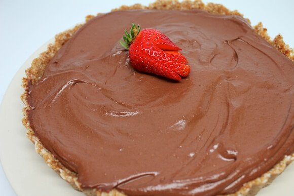 PB Chocolate Pie