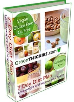 7 Day Diet Plan Ebook Book Cover