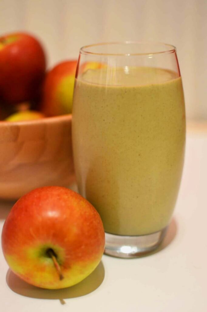 Apple Coconut Smoothie