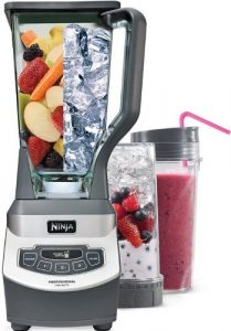Ninja BL660 Professional Blender with Single Serve