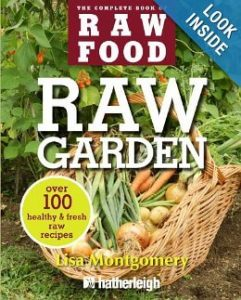 Raw Garden Recipe Book