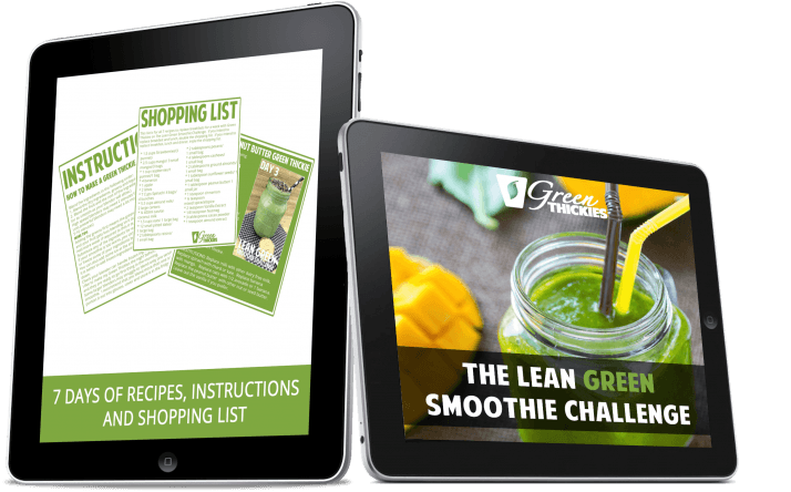 The Lean Green Smoothie Challenge