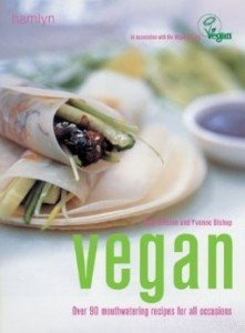 Vegan Recipe Book by Tony Western
