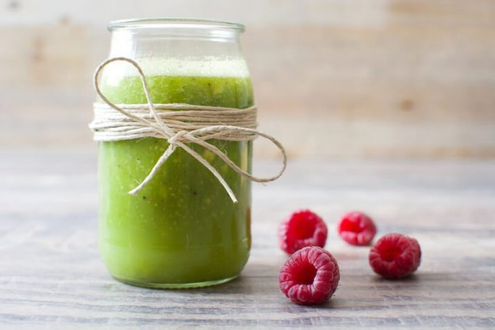 Get FREE complete meal green smoothies at GreenThickies.com