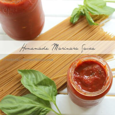Crock-pot Marinara Sauce