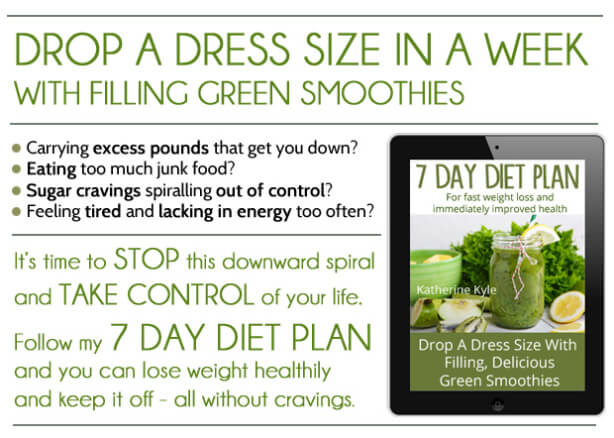 7 Day Diet Plan By Green Thickies
