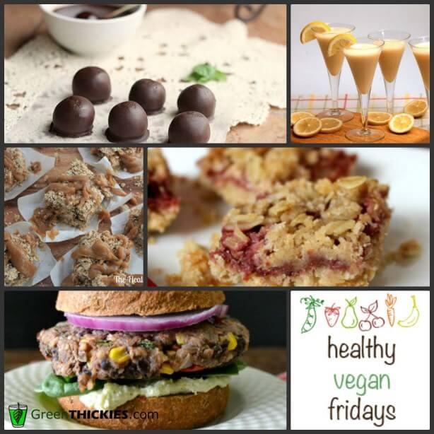 Healthy Vegan Fridays 6 9 2013