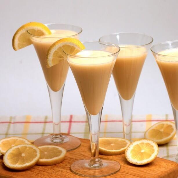 Lemon 'Curd' {Vegan, sugar free, low fat}