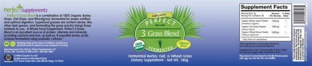 Perfect 3 Grass Blend