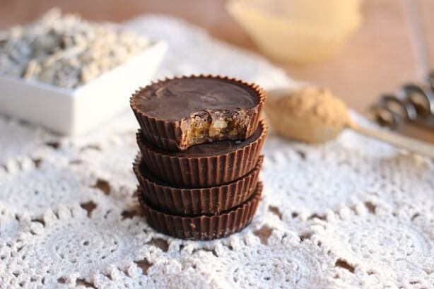 Allergy-Friendly Snickers Cups
