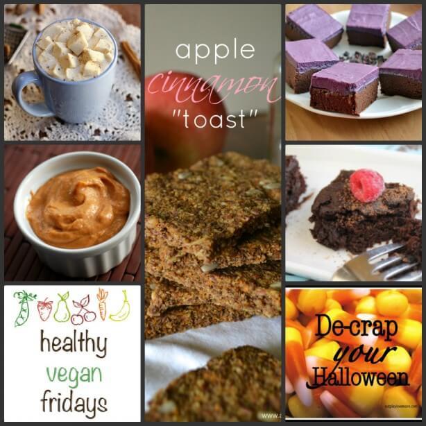 Healthy Vegan Fridays 25 October 2013