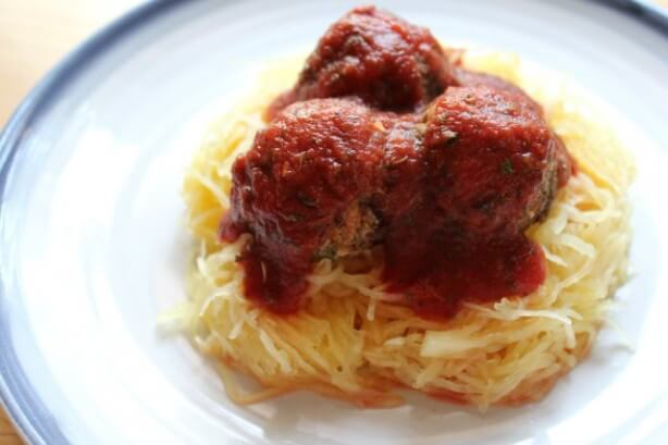 "My Take On ""Spaghetti and Meatballs"""
